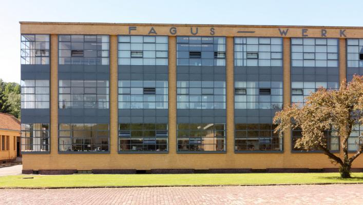 Alfeld, Architektur, Fagus-Werk, Moderne, Walter Gropius