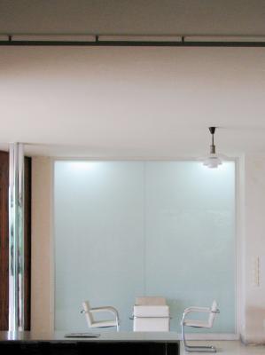 Architektur, Brno, Mies van der Rohe, Moderne, Tschechien, Villa Tugendhat, Milchglas