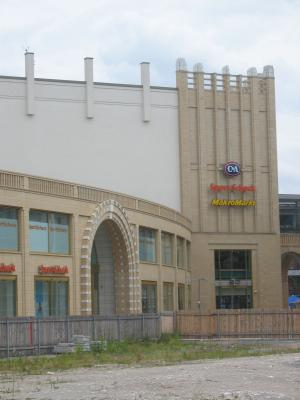 Architektur, Abartig, Chemnitz