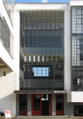 Urlaub, Dessau, Architektur, Bauhaus, Walter Gropius, Moderne