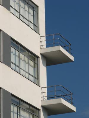Architektur, Bauhaus, Dessau, Kalender 2008, Moderne, Urlaub, verwendet in, Walter Gropius