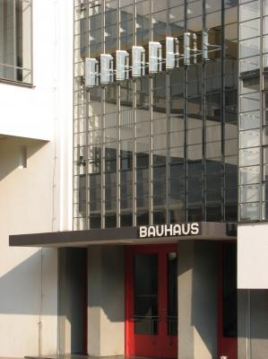 Dessau, Bauhaus, Architektur, Walter Gropius, Moderne