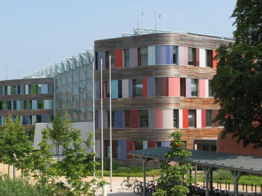 Architektur, Dessau, Urlaub