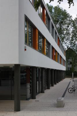 Bühlau, Dresden, Gymnasium, Schule