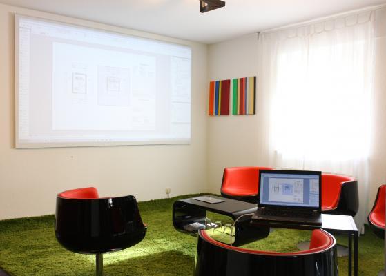 ArchiCAD, Architektur, Beratungsraum, Innenarchitektur