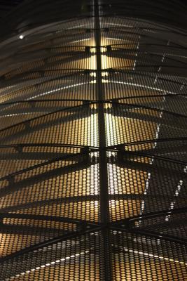 Architektur, Metall, Treppe