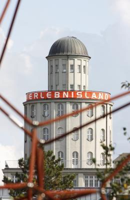 Architektur, Blasewitz Loschwitz Gruna, Dresden, Ernemannturm Technische Sammlungen Pentacon