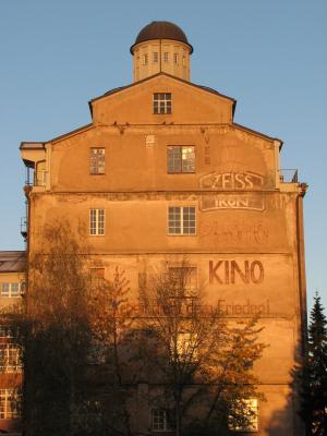 Architektur, Sozialistisch, Dresden, Pentacon, Blasewitz Loschwitz Gruna
