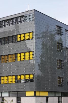 Architektur, Dresden, Krankenhaus, Löbtau