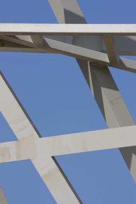 Architektur, Daniel Libeskind, Dresden, grafisch, Metall, Militärhistorisches Museume früher Armeemuseum, Museum, Stahl, Struktur