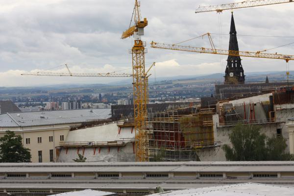 Architektur, Daniel Libeskind, Dresden