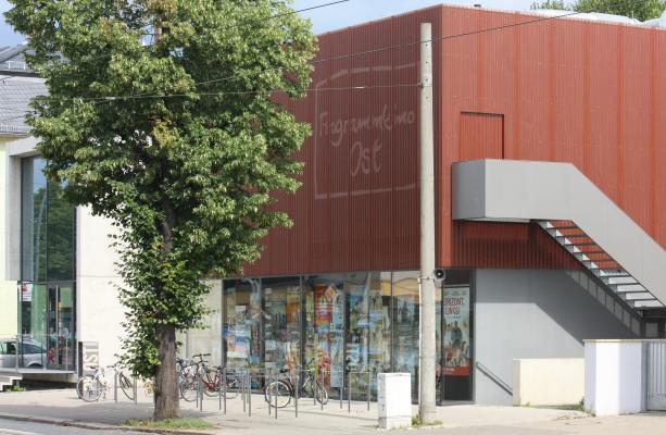 Architektur, Code Unique, Dresden, Kino, Strießen