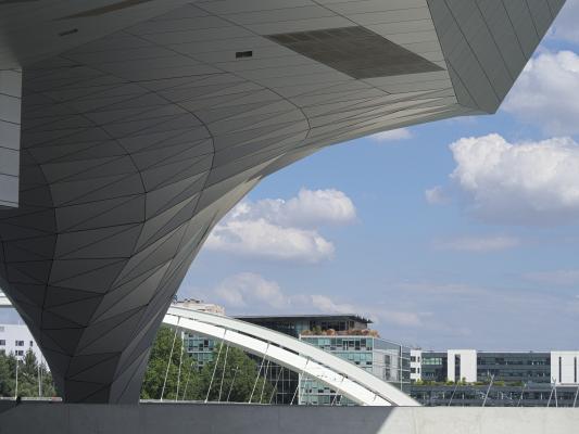 Architektur, Confluence, Frankreich, Jean Nouvel, Lyon, Rhone