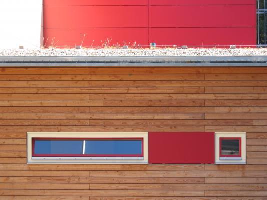 Glashütte, Architektur, grafisch