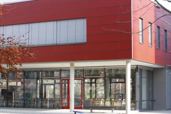 Architektur, Görlitz, Ingenieurschule, Oberlausitz, rot, Schlesien