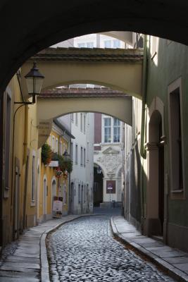 Altstadt, Architektur, Gasse, Görlitz, Oberlausitz, Pflaster, Schlesien