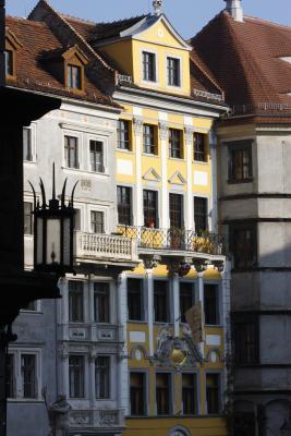 Altstadt, Architektur, Görlitz, Oberlausitz, Schlesien, Untermarkt