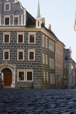 Altstadt, Architektur, Görlitz, Oberlausitz, Pflaster, Schlesien