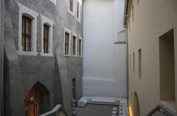 Altstadt, Architektur, Görlitz, Oberlausitz, Schlesien, Schlesisches Museum