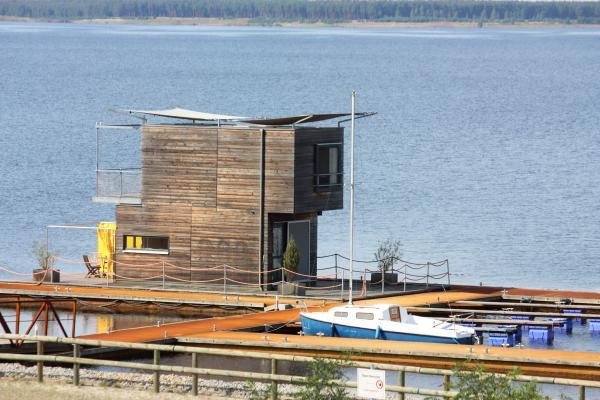 Architektur, iba, Niederlausitz, Partwitzer See, See, Senftenberg, Wasser