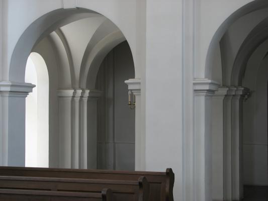 Architektur, fahrradtour, Kirche, Oberlausitz, Rabitz-Rosenthal