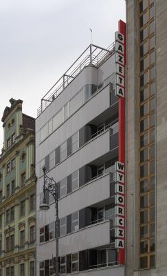 Architektur, Breslau Wroclaw, Geschäftshaus C&A, Sepp Kaiser, 1930-31, Moderne, Mohrenapotheke, Adolf Rading, 1925, Polen