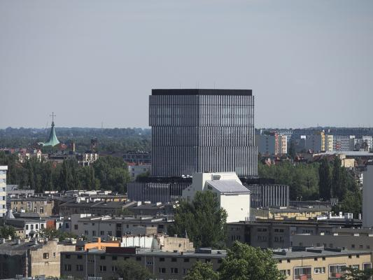 Architektur, Breslau Wroclaw, Polen