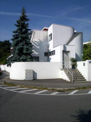 Architektur, Hans Scharoun, Stuttgart, Weissenhof-Siedlung