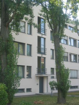 Architektur, Mies van der Rohe, Stuttgart, Weissenhof-Siedlung