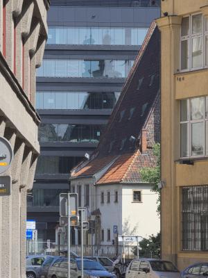 Breslau Wroclaw, Polen